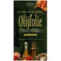 Boek Olijfolie - De cultuur van de olijfboom