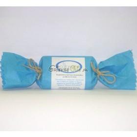 Zeep van biologische extra vergine olijfolie met munt en aloe vera