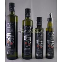 0.2 Extra Vergine Olijfolie uit Kreta met extra lage zuurgraad - 0,75 liter fles