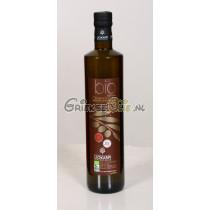 Biologische Extra Vergine Olijfolie uit Kreta 0.75 liter in fles - oogst 2020-2021