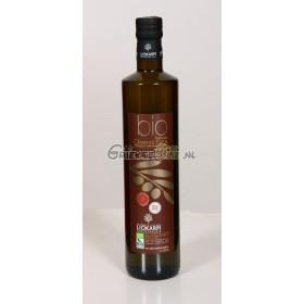 Biologische Extra Vergine Olijfolie uit Kreta 0.75 liter in fles - oogst 2018-2019